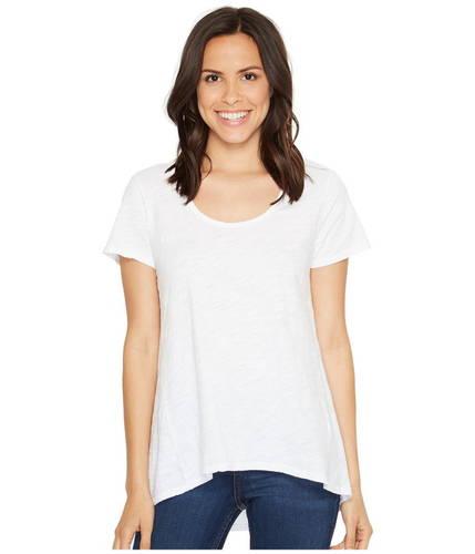 フレッシュ プロデュース ルナ トップ 白 ホワイト レディース 女性用 Tシャツ レディースファッション 【 FRESH PRODUCE LUNA TOP WHITE 】