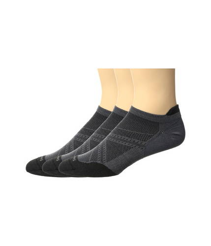 ラン ウルトラ ミクロ メンズ 男性用 【 ULTRA MICRO SMARTWOOL PHD RUN 3PACK GRAPHITE BLACK 】