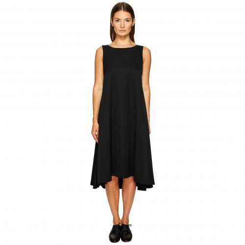 ドレス ワンピース 黒 ブラック Y'S レディース 女性用 レディースファッション 【 BLACK BY YOHJI YAMAMOTO VBACK DRESS 】