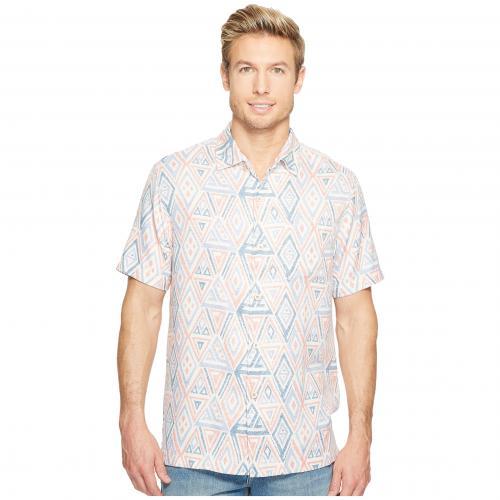 キャンプ シャツ トリオ ジオ trio geo camp shirt メンズファッション カジュアルシャツ トップス