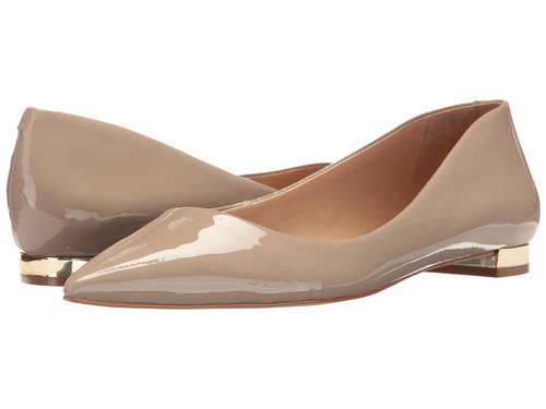 トー フラット デザート パテント レディース 女性用 靴 【 MASSIMO MATTEO POINTY TOE FLAT 17 DESERT PATENT 】