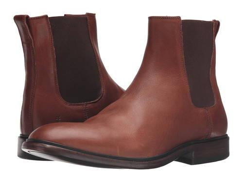 フライ クリス チェルシー コッパー 銅 フル グレイン メンズ 男性用 靴 メンズ靴 【 FRYE CHRIS CHELSEA COPPER TUMBLED FULL GRAIN 】