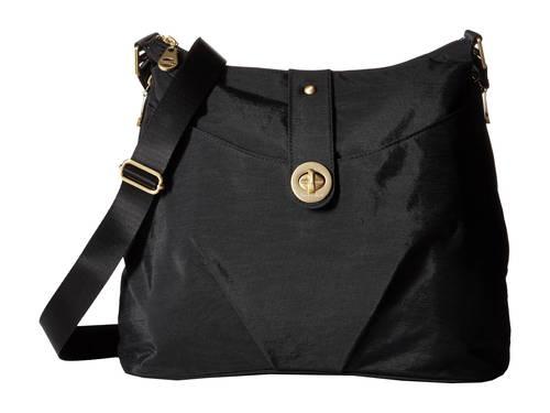 ゴールド 金 ヘルシンキ バッグ 黒 ブラック レディース 女性用 小物 【 BLACK BAGGALLINI GOLD HELSINKI BAG 】