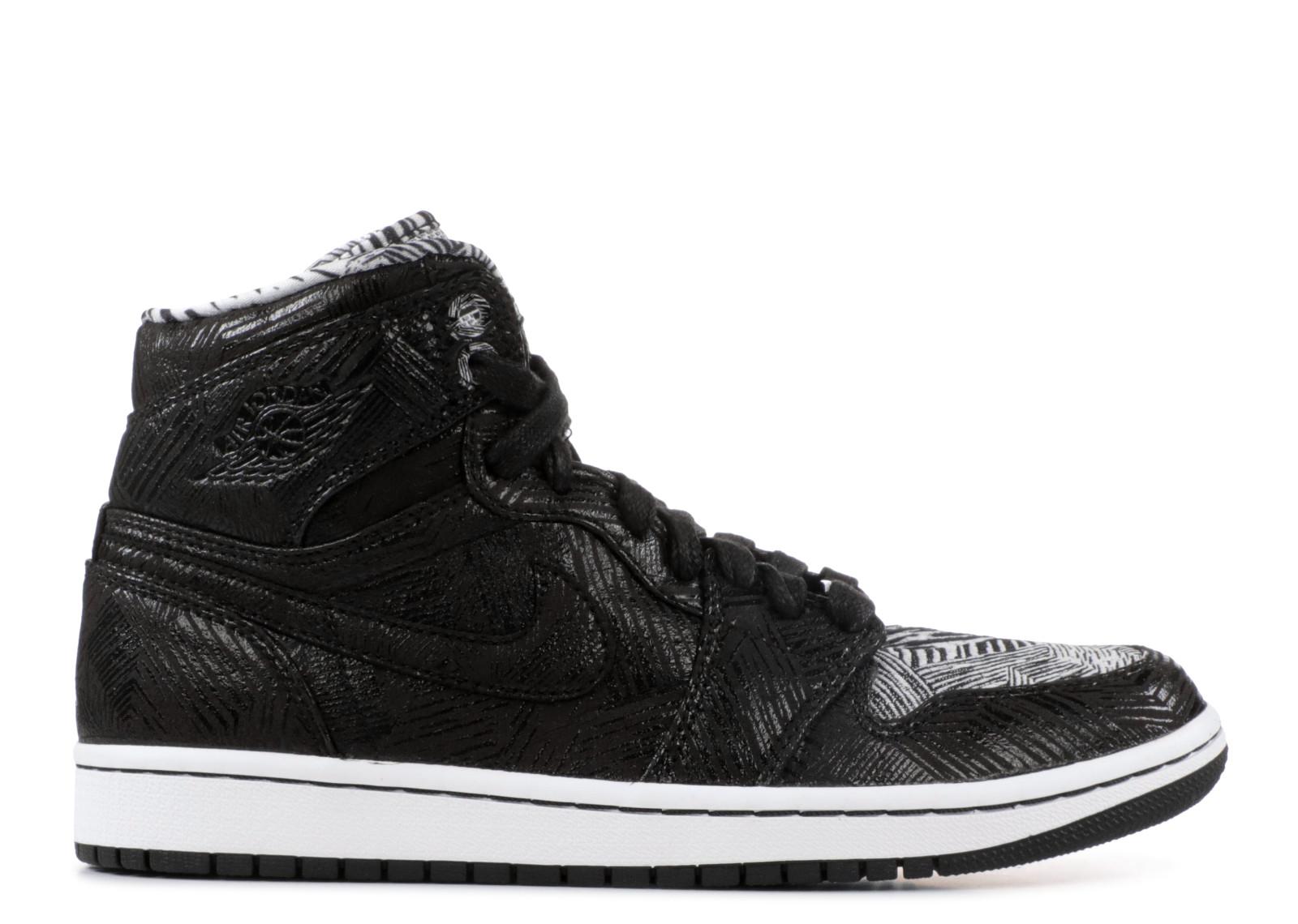 エアー ジョーダン レトロ ハイ メンズ 男性用 メンズ靴 靴 スニーカー 【 AIR JORDAN 1 RETRO HIGH BHM BLACK WHITE 】