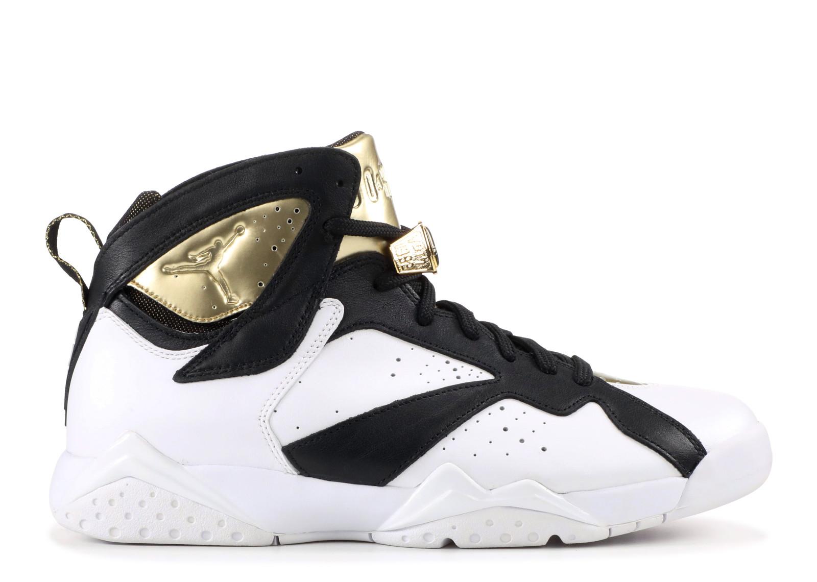 エアー ジョーダン レトロ シャンパン C&C メンズ 男性用 靴 メンズ靴 スニーカー 【 AIR JORDAN 7 RETRO CHAMPAGNE WHITE METALLIC GOLDBLACK 】