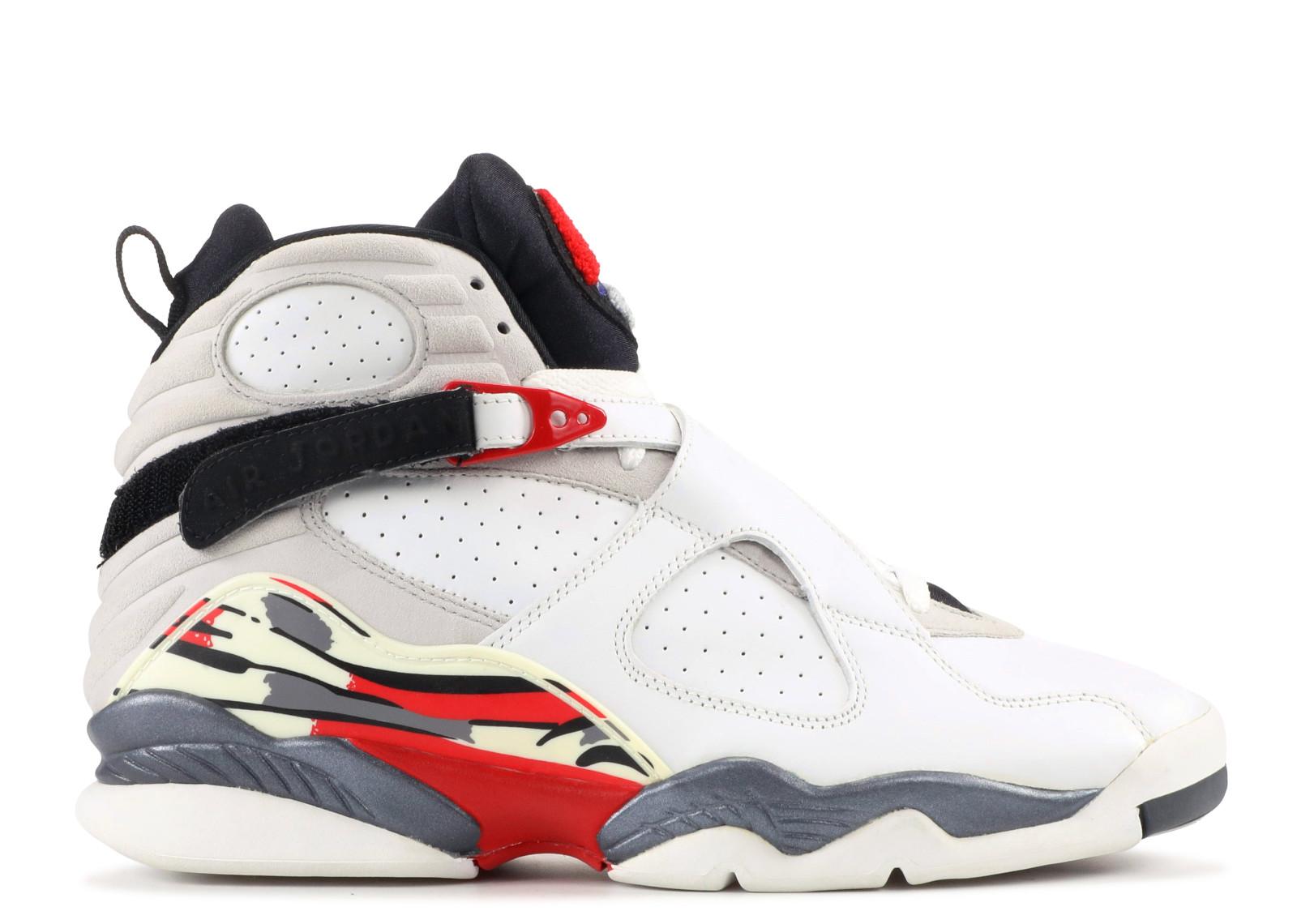 エアー ジョーダン レトロ 赤 レッド メンズ 男性用 スニーカー メンズ靴 靴 【 AIR JORDAN 8 RETRO WHITE BLACKTRUE RED 】