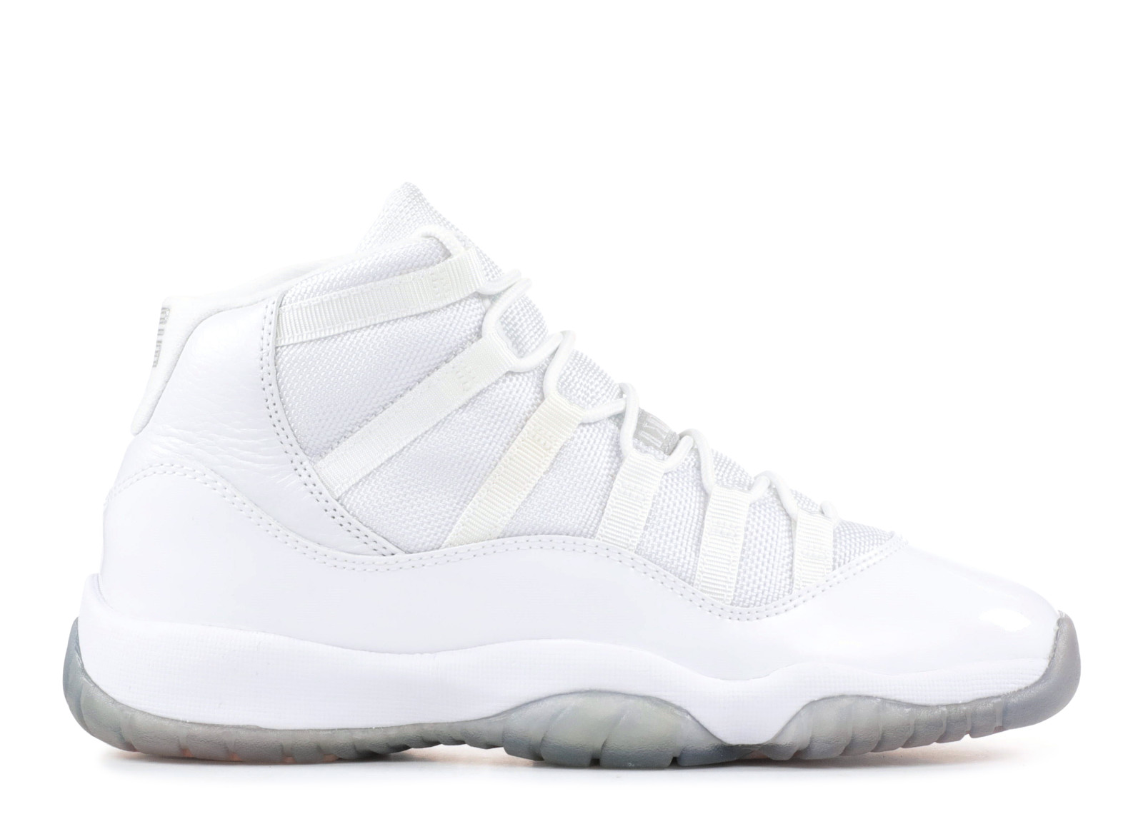 エアー ジョーダン アニバーサリー メンズ 男性用 スニーカー 靴 メンズ靴 【 AIR JORDAN 11 GS 25TH ANNIVERSARY WHITE METALLICSILVER 】
