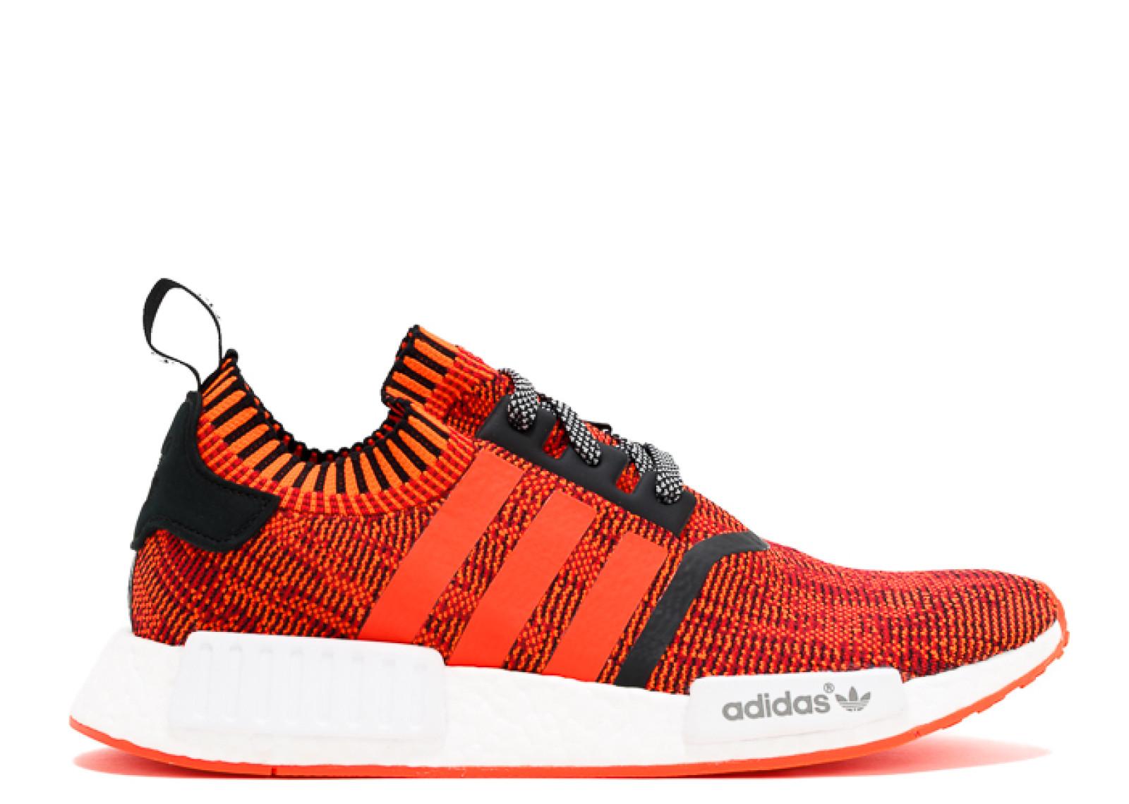 アディダス ピーケー ニューヨークシティー 赤 レッド アップル メンズ 男性用 スニーカー 靴 メンズ靴 【 ADIDAS NMD R1 PK NYC RED APPLE WHITE BLACK 】
