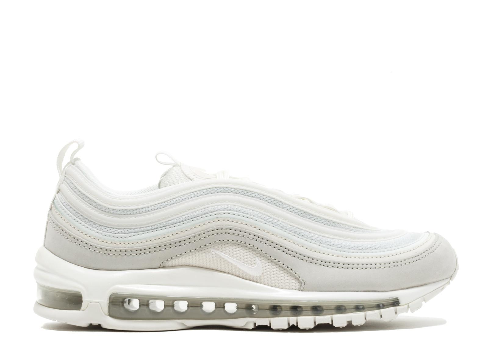 ナイキ エアー マックス プレミアム ライト 白 ホワイト メンズ 男性用 メンズ靴 靴 スニーカー 【 NIKE AIR PREMIUM MAX 97 LIGHT BONE SUMMIT WHITE 】