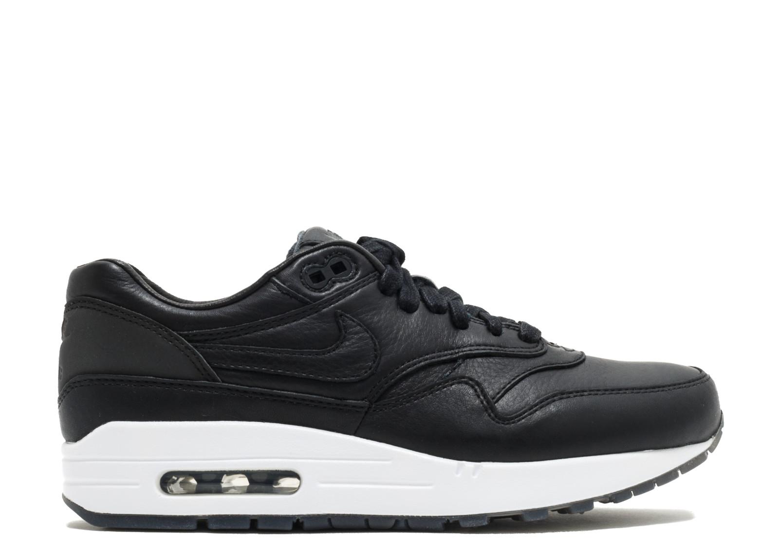 ナイキ エアー マックス メンズ 男性用 靴 スニーカー メンズ靴 【 NIKE AIR MAX 1 BLACK BLACKBLACKWHITE 】