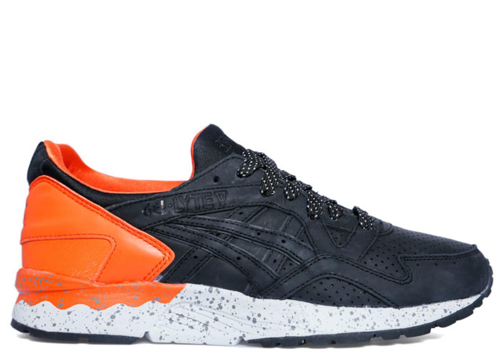 アシックス フラッグ メンズ 男性用 メンズ靴 スニーカー 靴 【 ASICS GELLYTE 5 UNDEFEATED FALSE FLAG BLACK 】