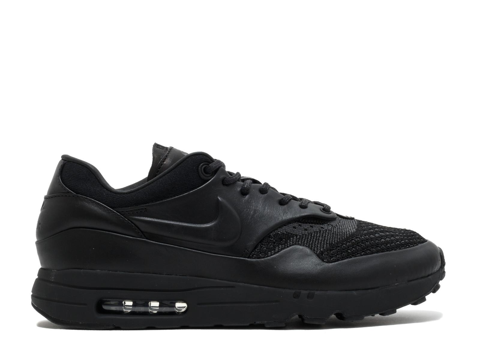ナイキ エアー マックス フライニット ロイヤル メンズ 男性用 靴 スニーカー メンズ靴 【 NIKE AIR MAX 1 FLYKNIT ROYAL BLACK BLACKANTHRACITE 】