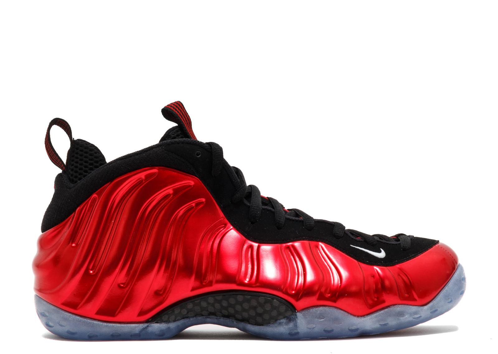 ナイキ エアー フォームポジット バーシティ メンズ 男性用 靴 メンズ靴 スニーカー 【 NIKE AIR FOAMPOSITE ONE VARSITY RED WHITEBLACK 】