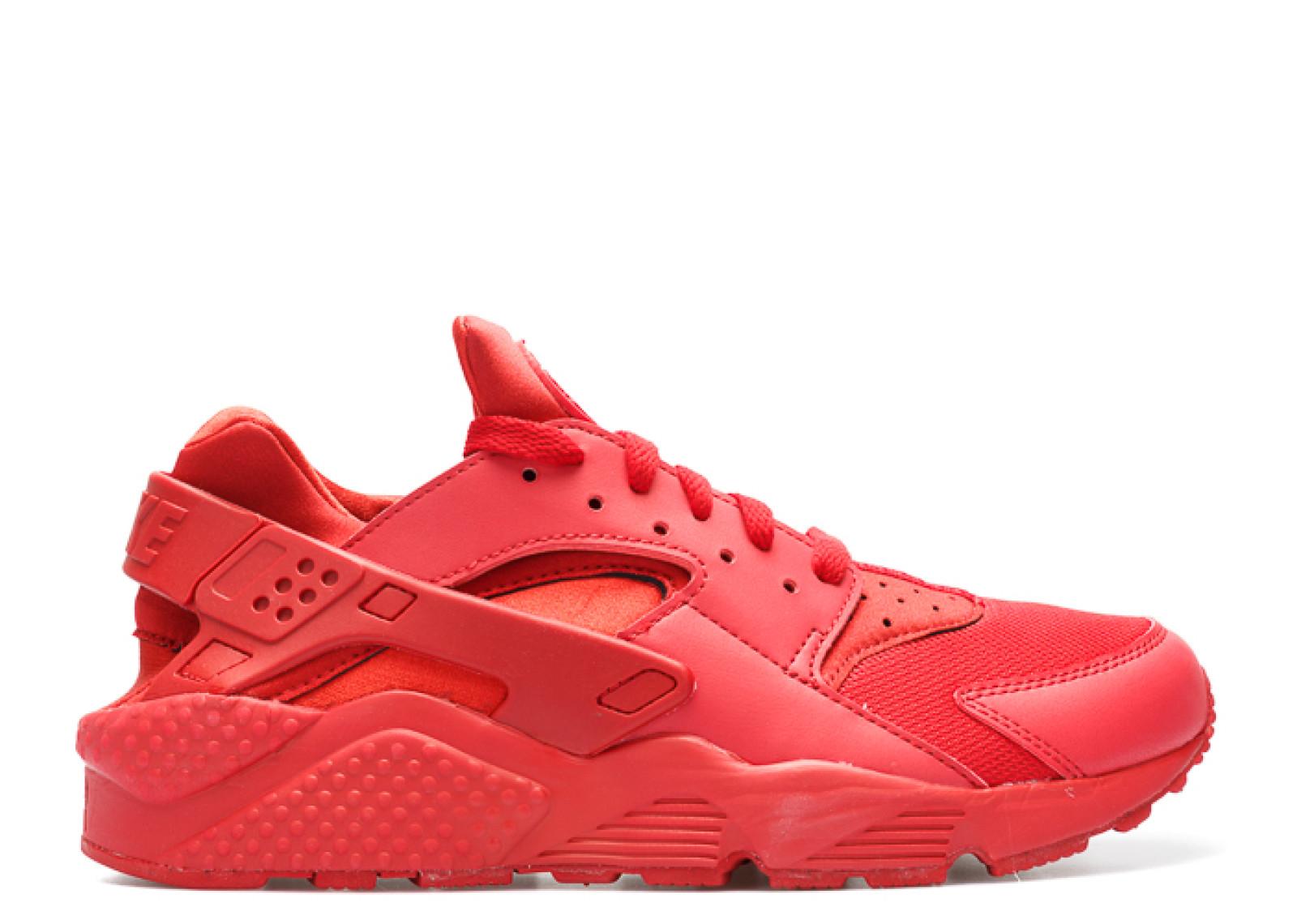 ナイキ エアー ハラチ トリプル 赤 レッド バーシティ メンズ 男性用 スニーカー 靴 メンズ靴 【 NIKE AIR HUARACHE TRIPLE RED VARSITY VRSTY REDVRSTY RD 】