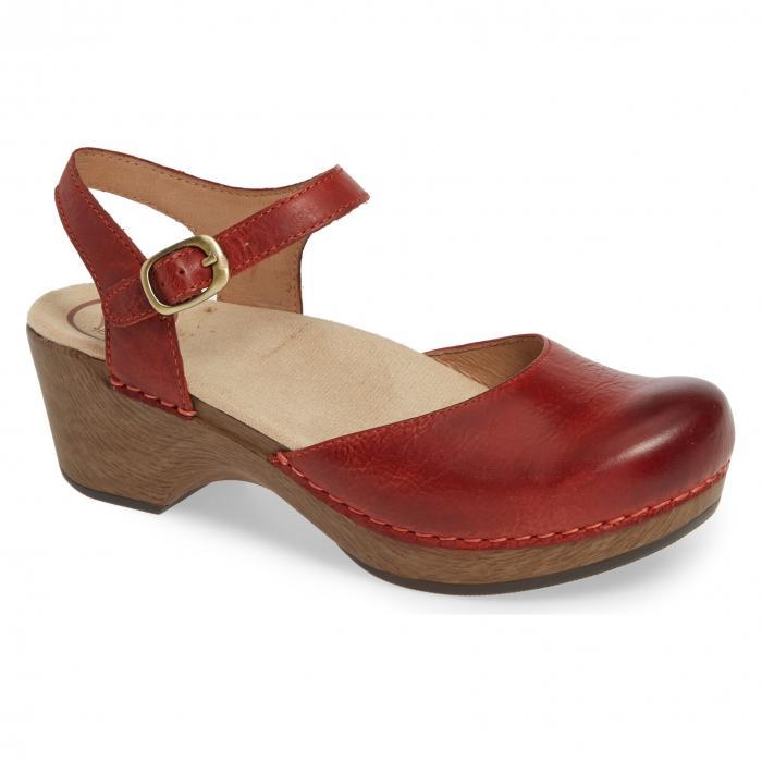 クロッグ コーラル レザー 'SAM' シューズ 靴 レディース靴 コンフォートシューズ 【 DANSKO CLOG CORAL LEATHER 】