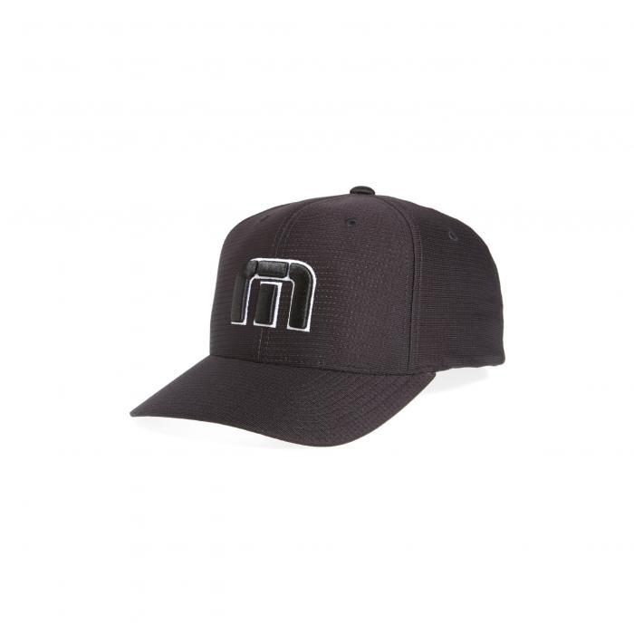 ハット 黒 ブラック 'BBAHAMAS' キャップ 帽子 バッグ メンズ帽子 ブランド雑貨 小物 【 BLACK TRAVIS MATHEW HAT 】