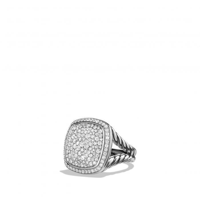 ダビデ リング ダイヤモンド 'ALBION' アクセサリー 指輪 レディースジュエリー ジュエリー 【 DAVID YURMAN RING WITH DIAMONDS DIAMOND 】