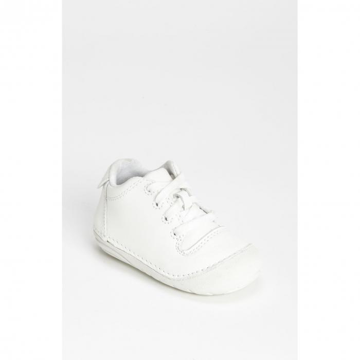【エントリーで全商品ポイント10倍1/9 20:00-1/16 01:59迄】スニーカー 白 ホワイト 'FREDDIE' シューズ 靴 キッズ ベビー マタニティ 【 STRIDE RITE SNEAKER WHITE 】