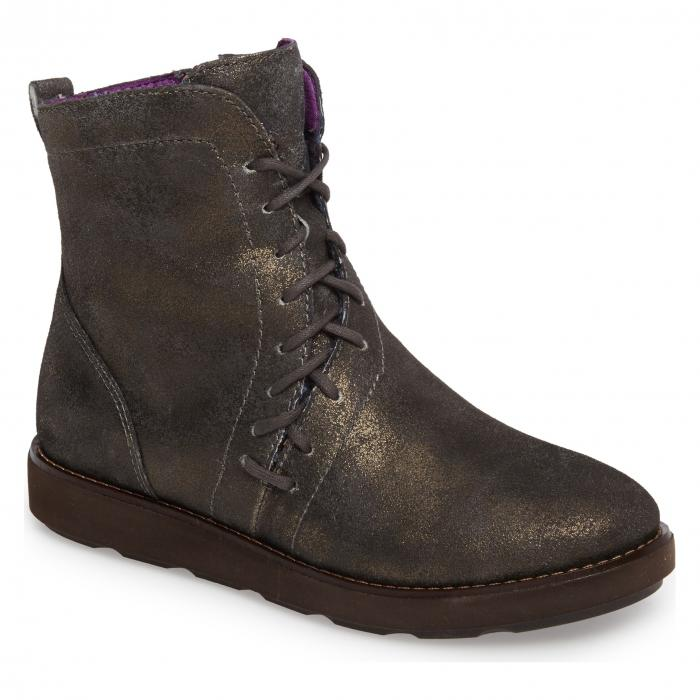 コルセット 銅 ブロンズ ゴールド 金 レザー シューズ ブーツ レディース靴 靴 【 BIONICA CORSET II BOOTIE BRONZE GOLD LEATHER 】