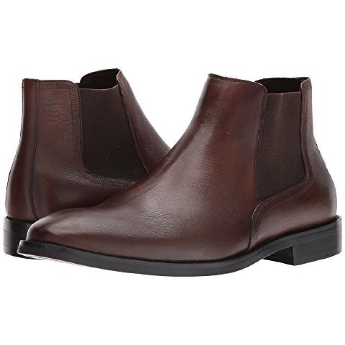 コール ニュー ニューヨーク デザイン コニャック メンズ 男性用 ブーツ 【 KENNETH COLE NEW YORK DESIGN 10425 COGNAC 】