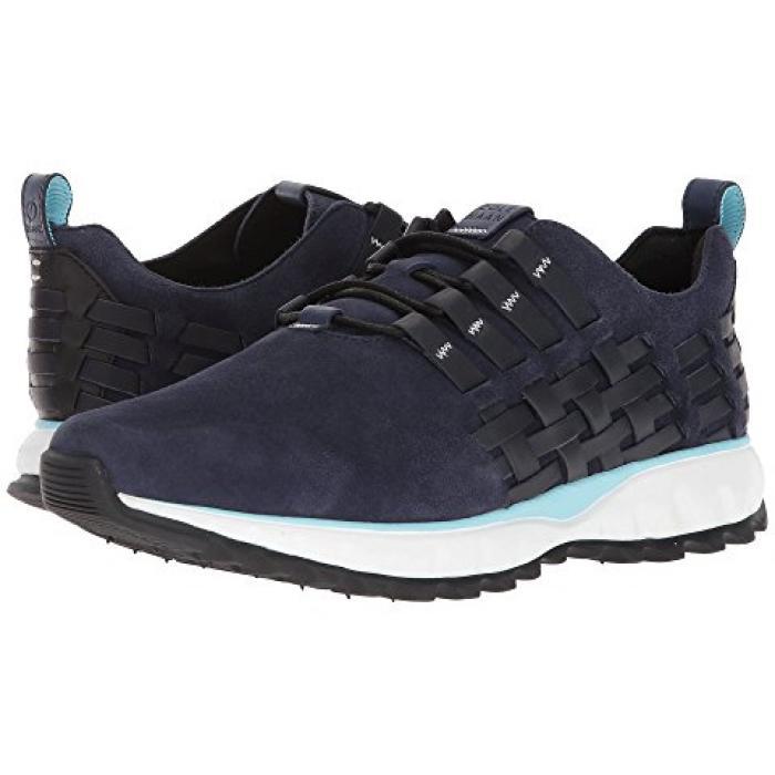 コール グランド ウーブン オックス マリン 青 ブルー メンズ 男性用 メンズ靴 靴 【 WOVEN BLUE COLE HAAN GRAND EXPLORE ALLTERRAIN OX MARINE NUBUCK BLUEFISH OPTIC WHITE BLACK 】