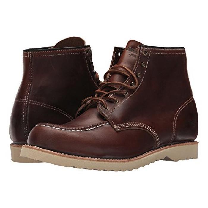 茶 ブラウン メンズ 男性用 ブーツ メンズ靴 【 THOROGOOD 1892 JANESVILLE BROWN 】