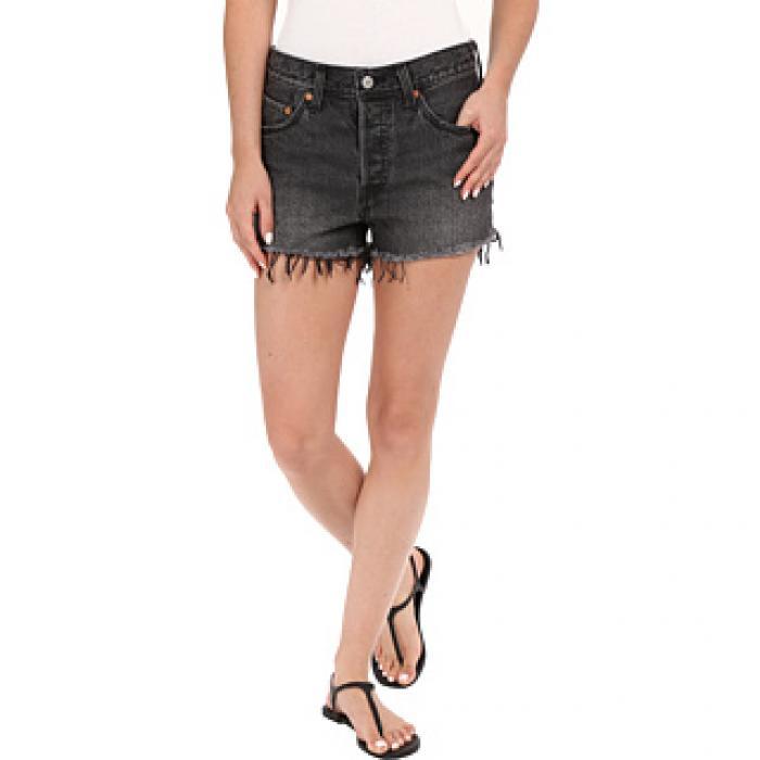 レディース 女性用 ショーツ カット LEVI'S 501 レディースファッション パンツ 【 WOMENS SHORTS CUT THROAT 】