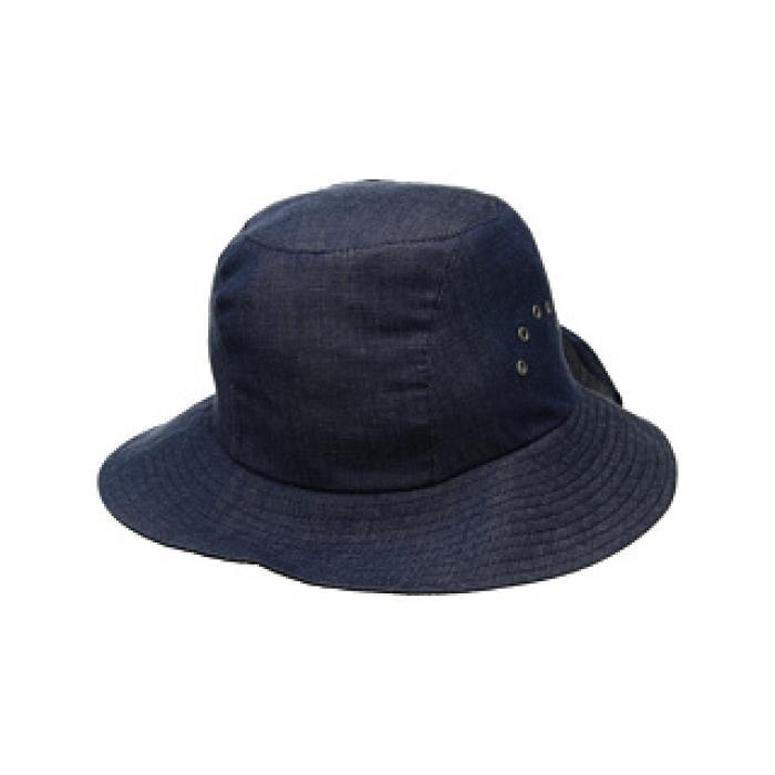 デニム メンズ 男性用 メンズ帽子 ブランド雑貨 【 BETMAR KNOTTED CLOCHE DENIM 】
