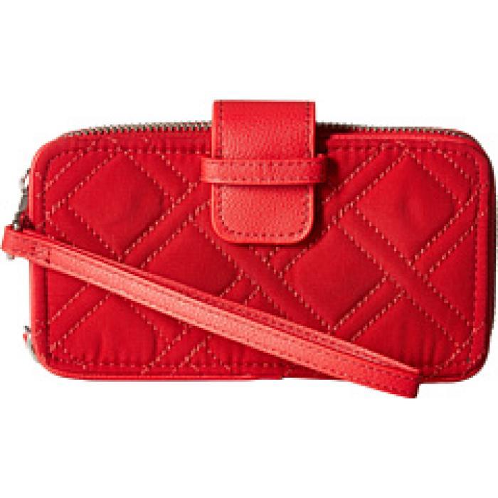 83d8b60cbb61 ベラブラッドリースマートフォンリストレットデザートフローラルレディース女性用財布バッグレディース財布小物
