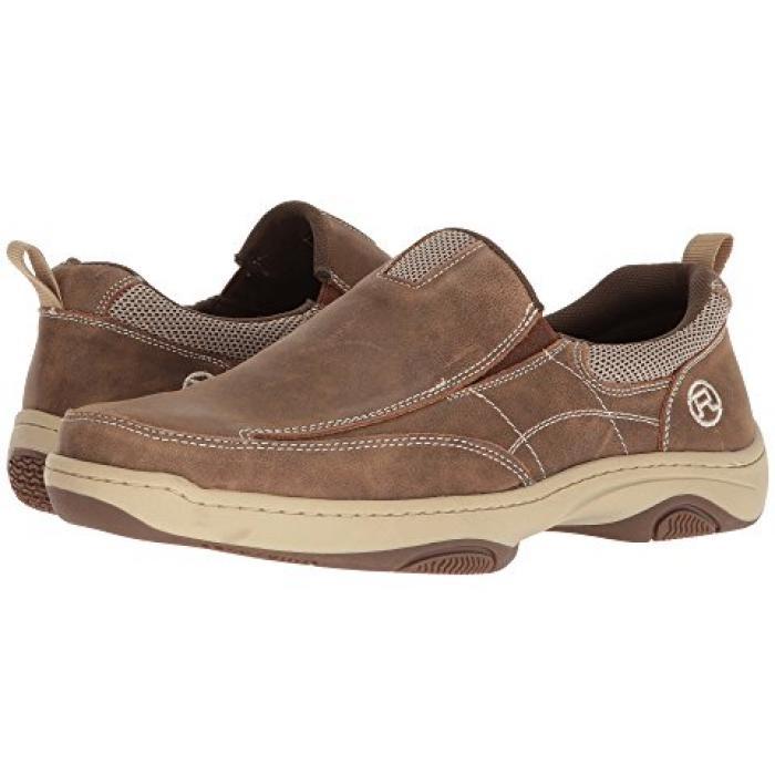 スキッパー トゥー 茶 ブラウン メンズ 男性用 メンズ靴 靴 【 ROPER SKIPPER TOO BROWN 】