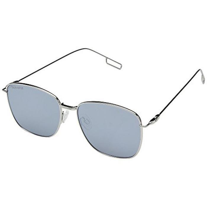 アクセサリー ミラー レディース 女性用 サングラス 眼鏡 【 PERVERSE SUNGLASSES EM SILVER MIRROR 】