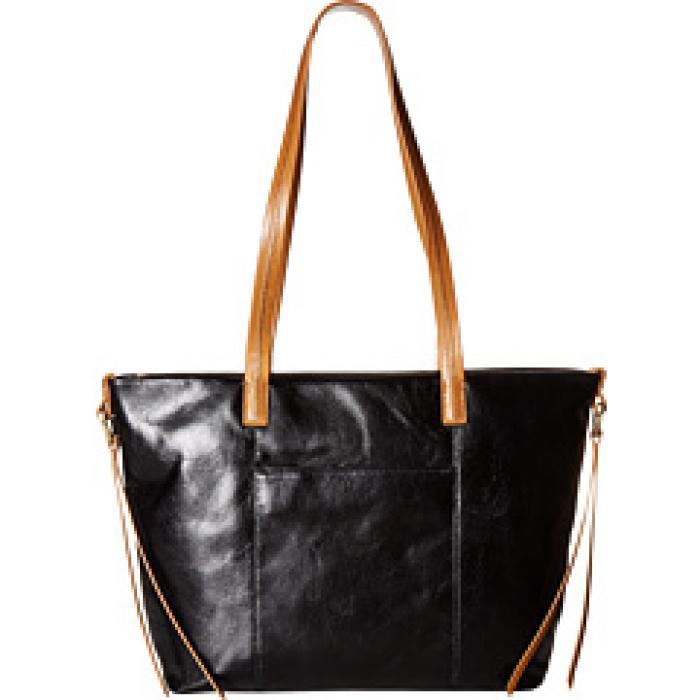 ホーボー 黒 ブラック レディース 女性用 バッグ レディースバッグ 【 BLACK HOBO CECILY 】