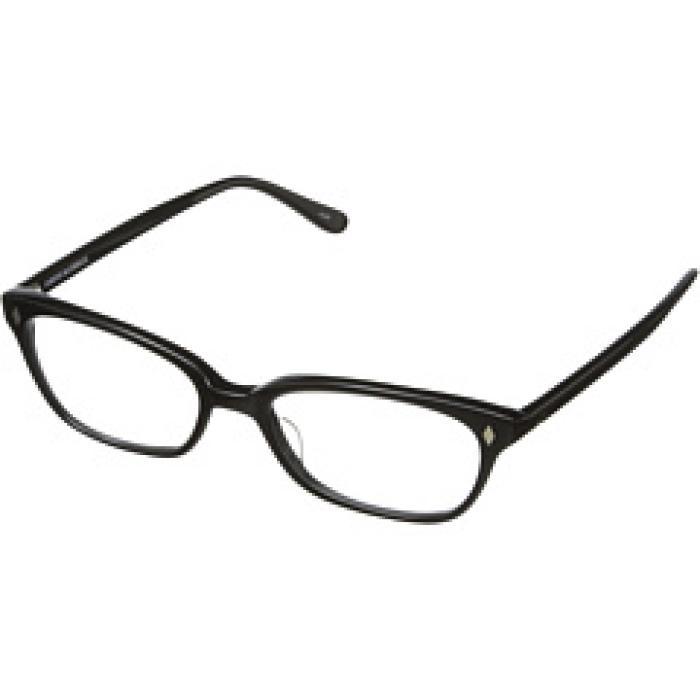 リーディング グラス 黒 ブラック レディース 女性用 サングラス 小物 【 BLACK CORINNE MCCORMACK CYD READING GLASSES 】
