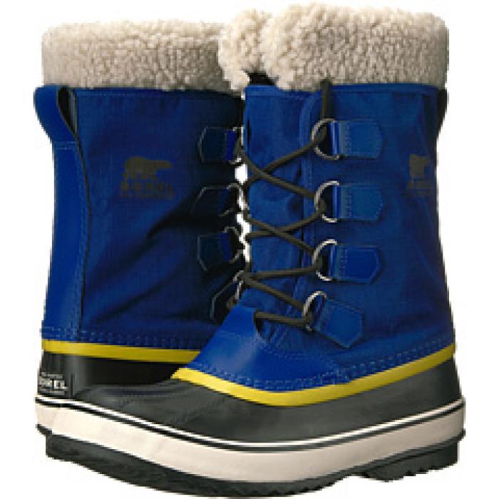 ウィンター カーニバル レディース 女性用 靴 メンズ靴 【 SOREL WINTER CARNIVAL AVIATION BLACK 】