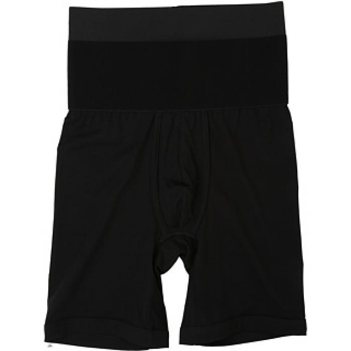 フォーム ボクサー ブリーフ ニュー 黒 ブラック メンズ 男性用 ボクサーパンツ メンズインナー 【 BLACK 2 X IST FORM BOXER BRIEF NEW 】