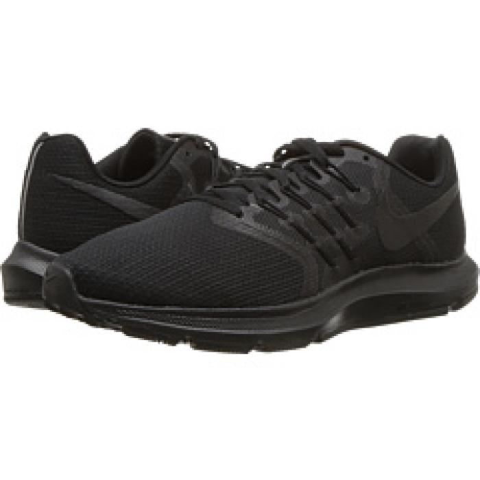ナイキ ラン スウィフト メンズ 男性用 靴 【 NIKE SWIFT RUN BLACK METALLIC HEMATITE DARK GREY ANTHRACITE 】