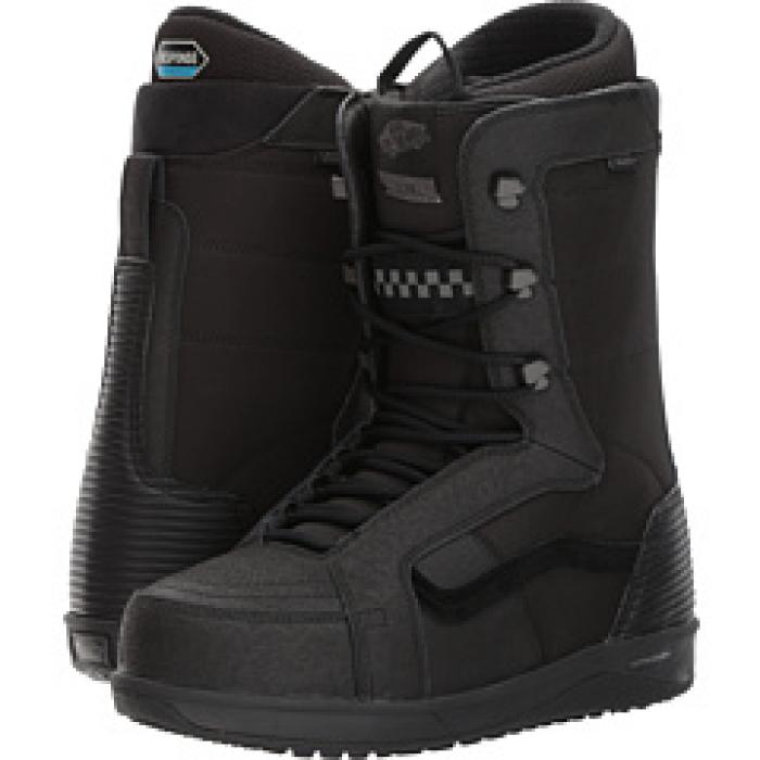 バンズ メンズ 男性用 靴 【 VANS V66 BLACK 】