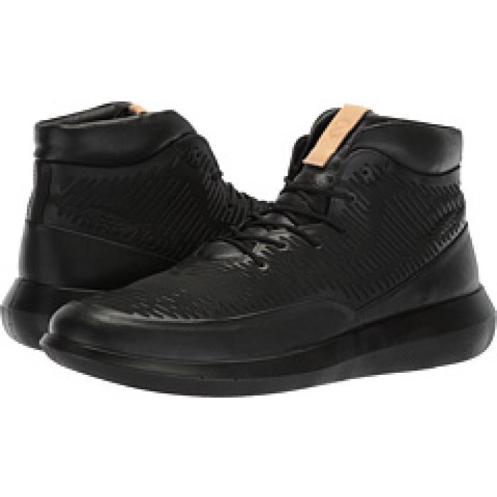 70c87ef78d エコー プレミアム ハイ 黒 ブラック メンズ 男性用 靴 【 PREMIUM BLACK ECCO SCINAPSE HIGH 】