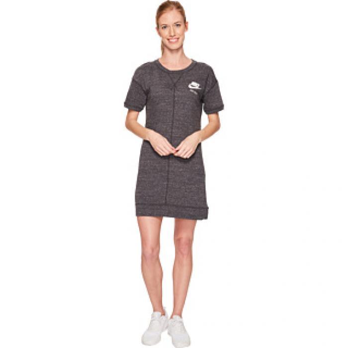 ナイキ スポーツウェア ドレス ワンピース レディース 女性用 レディースファッション 【 NIKE SPORTSWEAR DRESS BLACK SAIL 】