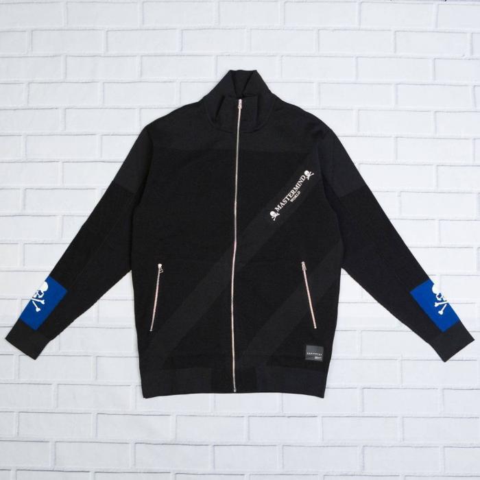 Adidas Originals x Bristol Studios Warm Up Track Top i Clear Brown//Wht//Bold Onix