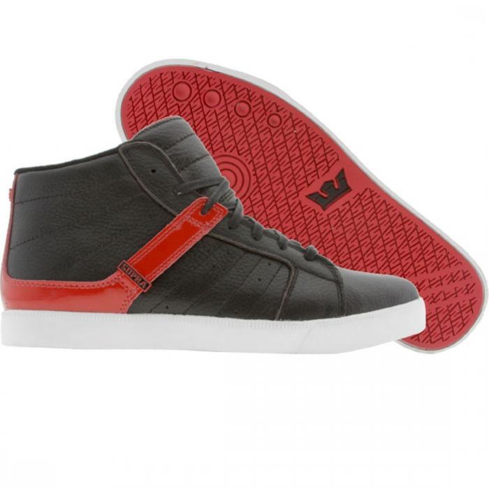 スープラ インディ エヌエス 赤 レッド 黒 ブラック 白 ホワイト シューズ メンズ靴 靴 スニーカー 【 BLACK SUPRA INDY NS RED WHITE 】