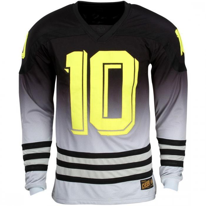 ディープ ジャージ シャツ】 JERSEY 黒 ブラック トップス 半袖 メンズファッション Tシャツ Tシャツ カットソー【 BLACK 10 DEEP BAZIK JERSEY SHIRT】, ファイト:fee27460 --- sunward.msk.ru