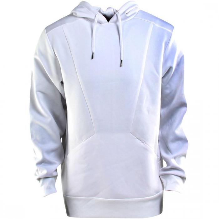 パブリッシュ ブレイク プルオーバー フーディー パーカー 白 ホワイト ジャケット ベスト トップス メンズファッション 【 PUBLISH BLAKE NEOPRENE HOODED PULLOVER HOODY WHITE 】