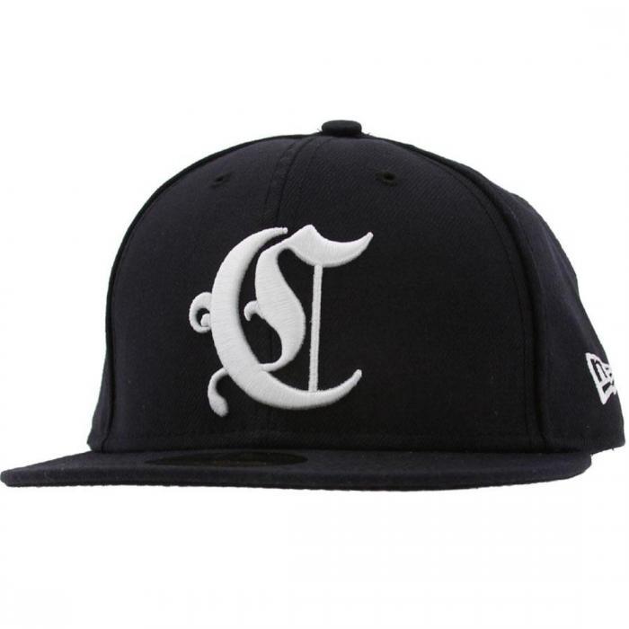 50283fedad14 エンブレムニューエラフィッテッドキャップ帽子紺ネイビーニューエラハットメンズ帽子ブランド雑貨小物バッグ