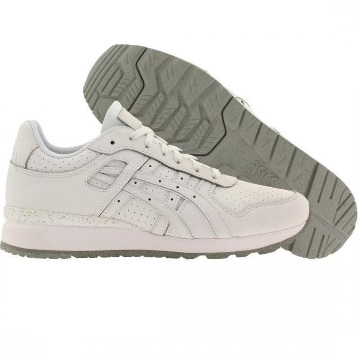 アシックス タイガー メン 白 ホワイト シューズ 靴 メンズ靴 スニーカー 【 ASICS TIGER MEN GTII WHITE 】