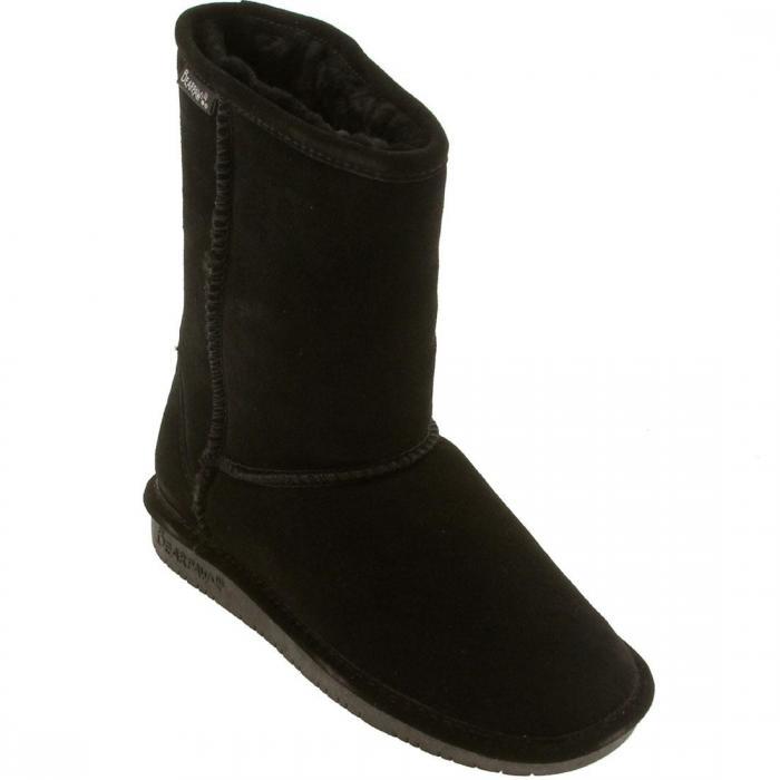 【海外限定】ウーメン エマ ショーツ ハーフパンツ ブーツ 【 BEARPAW WOMEN EMMA SHORT BOOT BLACK 】
