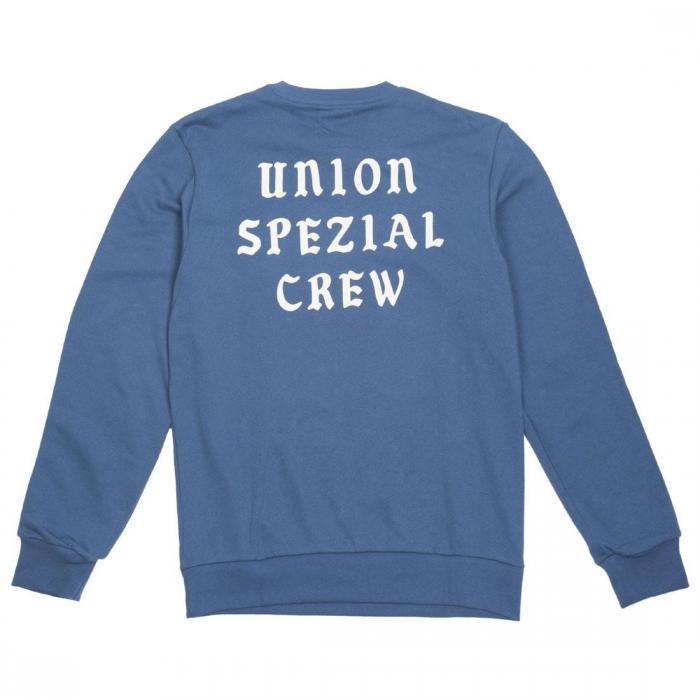 【海外限定】アディダス スペシアル ユニオン メン クルー ダーク 【 ADIDAS UNION SPEZIAL X LA MEN CREW BLUE DARK 】