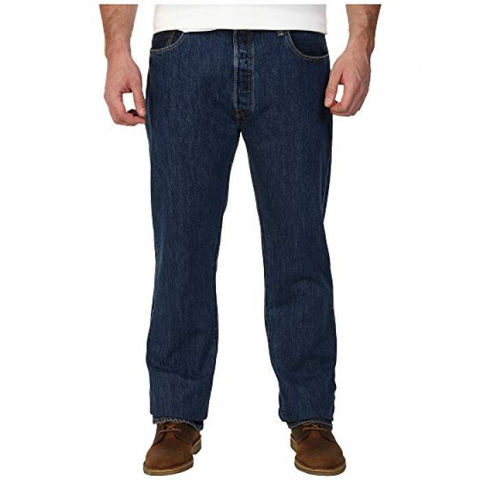 ビッグ トール オリジナル ダーク ストーンウォッシュ LEVI'S & 501 メンズ 男性用 ズボン メンズファッション 【 BIG TALL ORIGINAL DARK STONEWASH 】