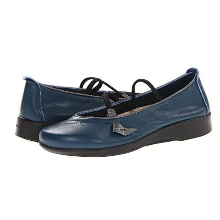 レディース 女性用 靴 【 ARCOPEDICO VITORIA INDIGO PEWTER 】