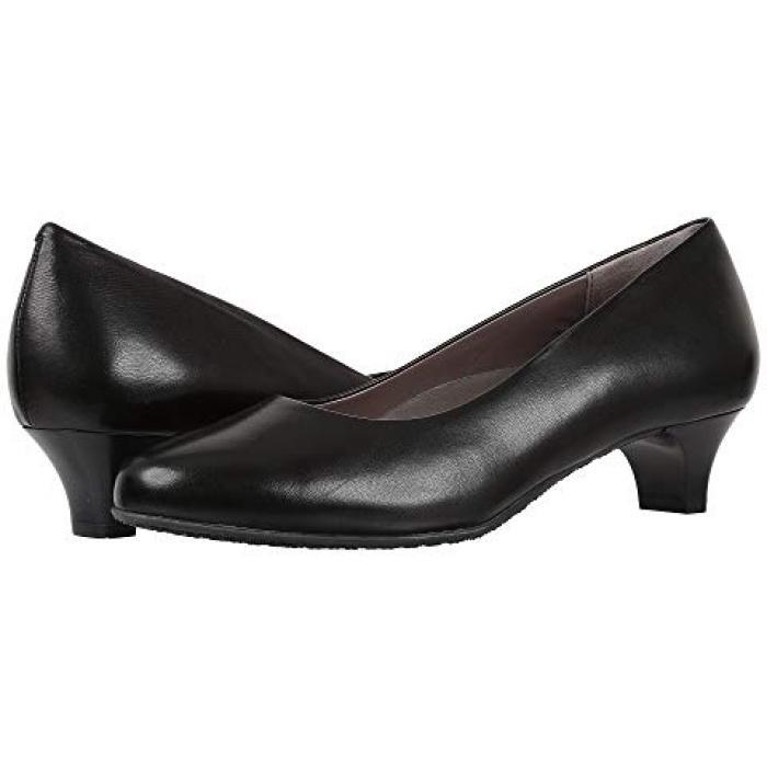 イレーヌ 黒 ブラック レディース 女性用 パンプス 靴 【 BLACK SAS ELAINE 】